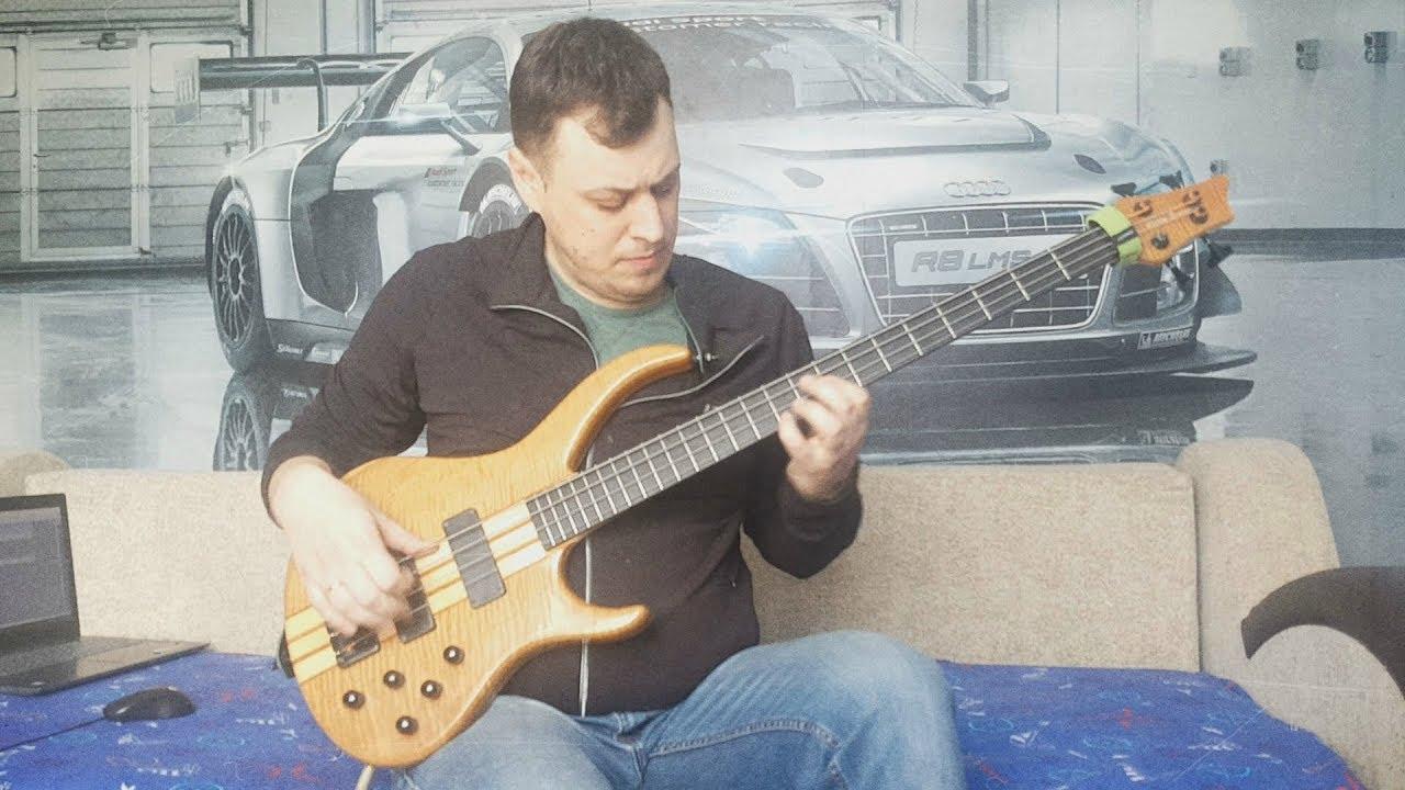 Yo me Songo - Lincoln Goines (Bass Cover)