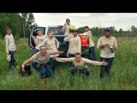 Polk County Conservation Youth Corps 2017