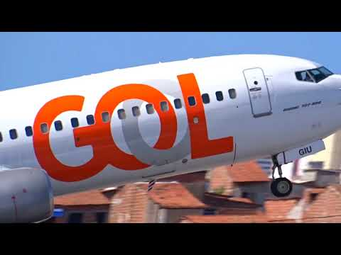 [SBFZ/ FOR] Boeing 737 MAX 8 X Boeing 737-800 Next Generation Gol Transportes Aéreos