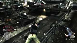 Max Payne 3 multiplayer bullet time kills.