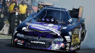 Jack Beckman runs quickest Funny Car pass in #NHRA history again!