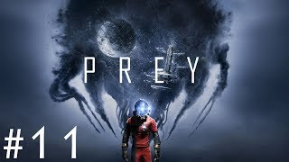 Prey - Gameplay ITA - Walkthrough #11 - Perlustrazione hangar di carico