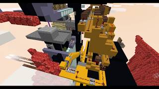 Redstone Freizeitpark Episode 126 Neues Theater neue Animation