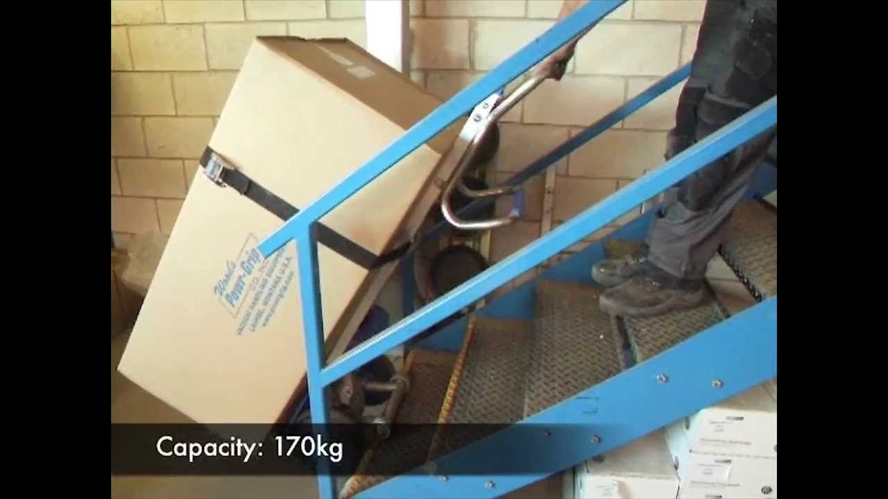 GGR's Stairbuddy 170 Stair Climbing Trolley