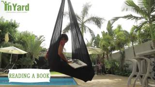 Therapy Fabric Hammock Swing For Kids - Indoor& Outdoor. Autism,aspergers, Sensory Problems.
