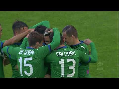 Il gol di Kurtic - Udinese - Atalanta 2-1 - Serie A TIM 2017/18