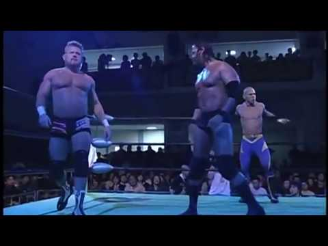 Bison Smith, Low Ki and Mike Awesome vs Ace Steel, Doug Williams and Too Cold Scorpio