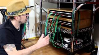 TT Patchbay For The Home Recording Studio