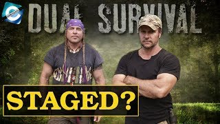 5 Behind the Scene Secrets of Dual Survival That Will Blow You Away