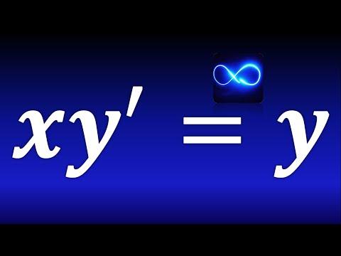 1. Differential equations: separable variables von YouTube · Dauer:  6 Minuten 41 Sekunden