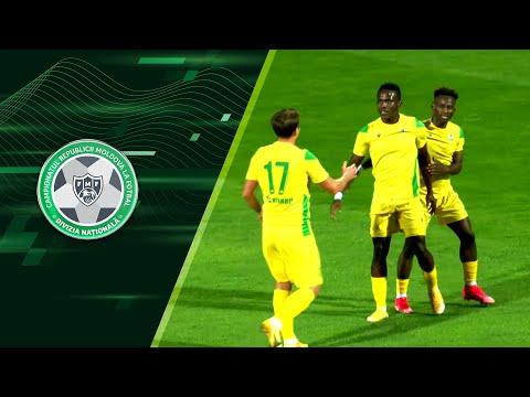 Zimbru Chisinau Sfintul Goals And Highlights