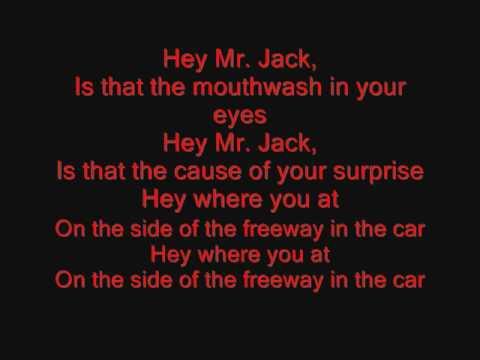 System of a Down - Mr. Jack Lyrics