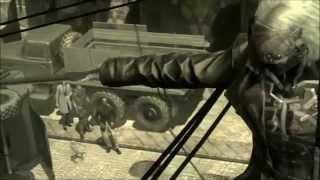 David Garrett - Vivaldi vs Vertigo -  Metal Gear Solid Raiden