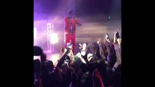 Travis Scott: Days Before Rodeo tour live performance
