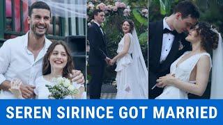 Seren Şirince Married to Her British Lover Tobias Sutter
