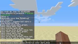 #1 Como mudar a cor do nick no minecraft ( SEM PLUGINS )