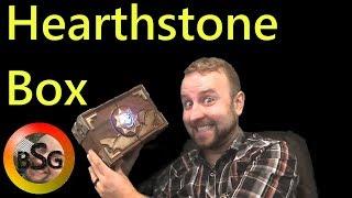 How I made the Hearthstone Box/Chest!  Blacksmithing Gamer