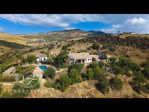 Luxury Country Villa for sale in Villanueva de la Concepcion, Andalusia