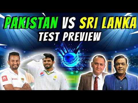 Pakistan vs Sri Lanka Test Preview | Caught Behind