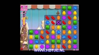 Candy Crush Saga level 40