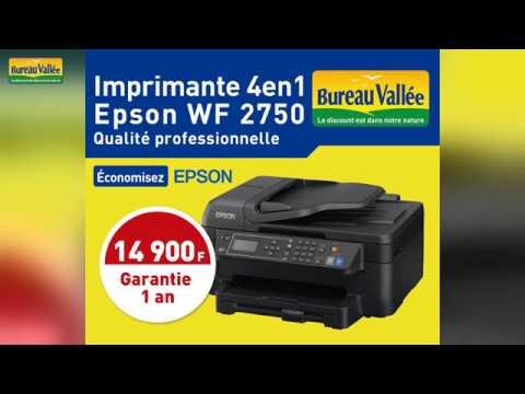 Imprimante EPSON 2750 prix discount YouTube