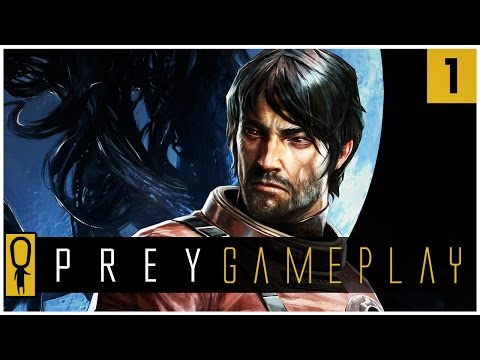 Let's Play PREY Gameplay Part 1 - The Yu Family  Secrets - Walkthrough