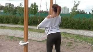 Kamisel Be Nitez  - уличная тренировка с резиной RUBBER4POWER