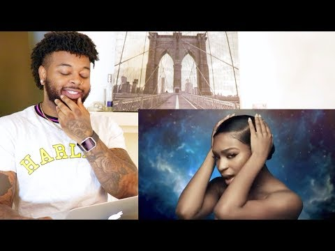 Normani - Waves (feat. 6LACK) (Official Music Video) | Reaction