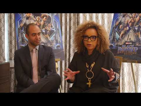 Black Panther's Nate Moore and Ruth E. Carter on 'Getting it Right'