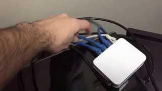 D-Link 5-Port Gigabit Desktop Switch (GO-SW-5G) & Cable Matters Ethernet Cable Review!
