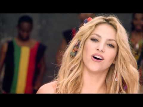 Waka Waka (Esto es Africa) Cancion Oficial de la Copa Mundial HD