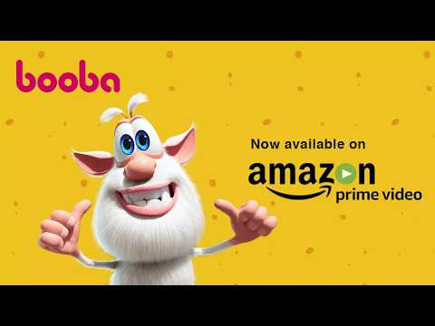 Booba On Amazon Prime Video - Cartoon For Kids