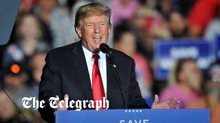 video: Donald Trump drops his biggest hint yet of a 2024 election bid