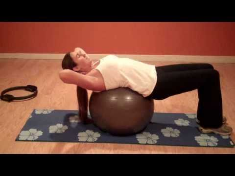Pilates Plus of Cape Cod Golf Strength and Conditioning Program ~ Week 1