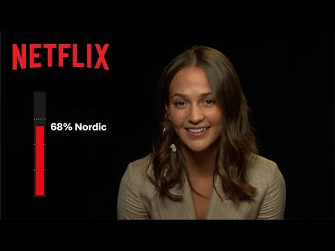 How Nordic Are You? With Alicia Vikander | Netflix