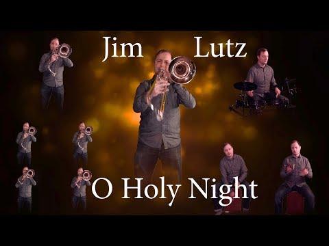 O Holy Night - Trombones and Rhythm - Jim Lutz