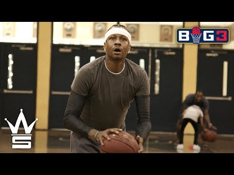 """Allen Iverson Is Making A Return To Basketball In Ice Cube's """"Big 3"""" League (""""Ballin' Again"""" Teaser)"""