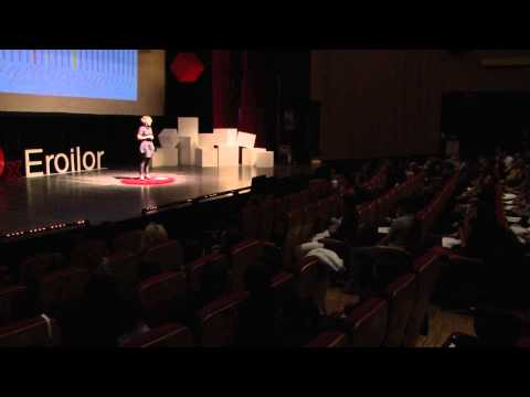 A chance to reboot | Roxana Rugină | TEDxEroilor