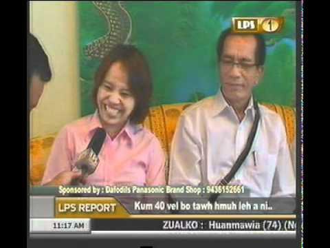 Kum 40 Chuang A Bo Hnuah Pu Khawtinkhuma A Lo Haw