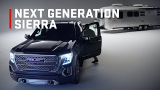 Next Generation Sierra | Trailering Technology | GMC