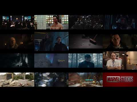 All 16 MCU Movies At The Same Time: The First 10 Minutes