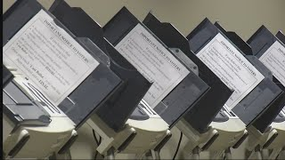 Federal Judge hears arguments over security of Georgia's current elections system