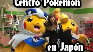 Centro pokemon en Osaka, Japón - ¿QUIERES VISITAR EL JAPÓN DE VERDAD?- #27