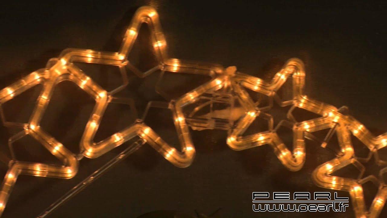 Deco De Noel Lumineuse Pour Fenetre nc9068-lunartec décoration de noël ''filament d'étoiles'' à 120 led