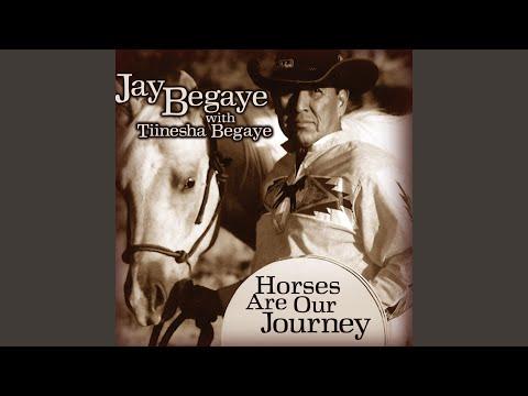 Shi Łįį Biyiin - Mes chants du cheval, par Jay Begaye