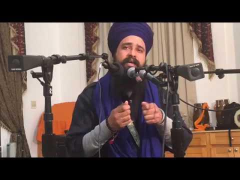 Bhai Gurbhej Singh Ji - Katha February 3 2017 Evening @ Gurdwara Sahib Fremont