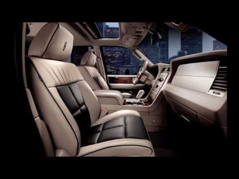 Attractive 2015 Lincoln Navigator Interior