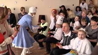 Новогодний праздник в центре коррекционно-развивающего обучения и реабилитации. 24 12 2014  1