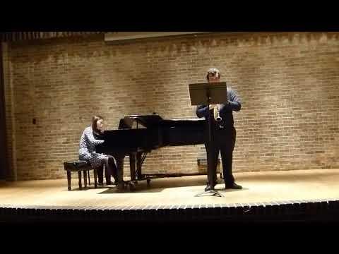 """Weber """"Grand Duo Concertante, Op 48"""