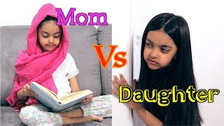 Mom Vs Daughter FUNNY Aimalifestyle